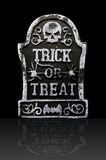 halloween treattrick Royaltyfria Bilder