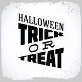 Halloween-Trick oder Festlichkeit Stockfoto