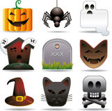 Halloween utilities Stock Image