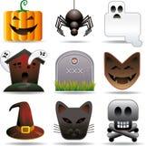Halloween utilities stock image