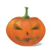 Halloween-Vakantiepompoen. 3D Groente Royalty-vrije Stock Fotografie