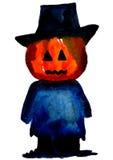 Halloween-vakantiesymbool Royalty-vrije Stock Afbeelding