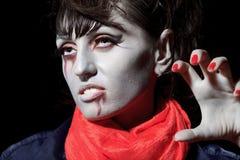 Halloween vampire stock photography