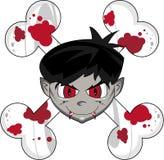 Halloween Vampire Boy Royalty Free Stock Image