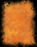 Halloween van Grunge achtergrond Stock Fotografie