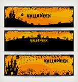 Halloween vector art Royalty Free Stock Image