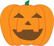 2018 Halloween-vector het ontwerp hefboom-o-LANTAARN van de Vieringspompoen stock illustratie