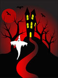 A halloween vector illustration Stock Photo