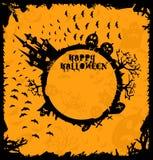 Halloween-vektorkunst Lizenzfreies Stockbild