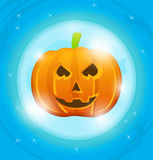 Halloween-vektorkunst Stockfotos