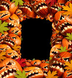 Halloween Vertical Border Stock Image