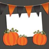 Halloween-Verzierung Lizenzfreie Stockfotografie