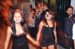 Halloween w San Agustin - Kolumbia Obrazy Royalty Free