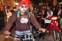Halloween w San Agustin - Kolumbia Obraz Royalty Free