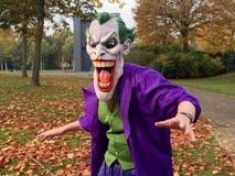 Halloween walk Royalty Free Stock Image
