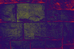 Halloween wall background Royalty Free Stock Images