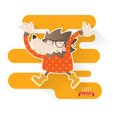 Halloween Werewolf Stock Image