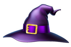 Halloween Witch Hat Stock Photo