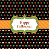 Halloween wrapping Stock Photos