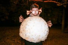Halloween, Zagabria, Croazia Fotografia Stock