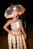 Halloween, Zagabria, Croazia Fotografia Stock Libera da Diritti