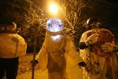 Halloween, Zagreb, Croacia Imagen de archivo libre de regalías