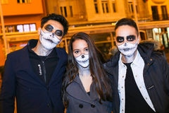 Halloween, Zagreb, Croatia. Stock Photography