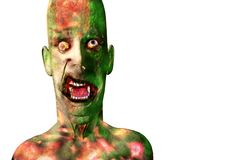 Halloween zombie Stock Photos