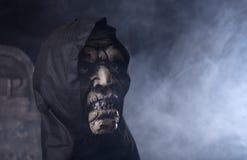 Halloween-zombie Royalty-vrije Stock Afbeelding