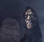 Halloween Zombie Royalty Free Stock Image