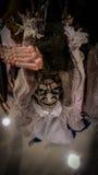 Halloween-Zombie-Puppen Stockfotografie