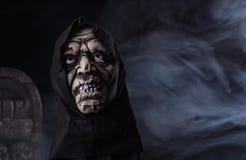 Halloween-Zombie-Stütze Lizenzfreie Stockbilder