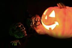 Halloween006. Halloween pumpkin stock photography