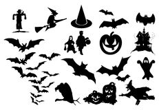 Halloween2 Image libre de droits