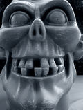 Halloween6. Ghoulish gargoyle face perfect for Halloween Royalty Free Stock Photo