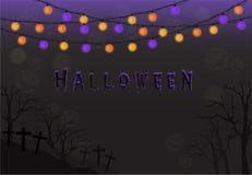 HalloweenBG-S Zdjęcia Stock