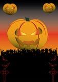 HalloweenCeltic Stock Abbildung