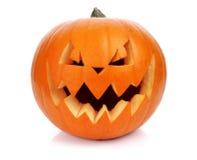 Halloweenowa bania Zdjęcie Stock