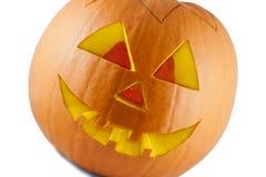 Halloweenowa bania 04 Obrazy Stock