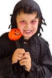 Halloweenowa dziecko śmierć Obrazy Royalty Free
