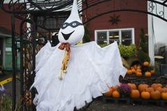 Halloweenowe dekoracje; Zdjęcia Stock