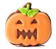 Halloweenowi ciastka Fotografia Royalty Free
