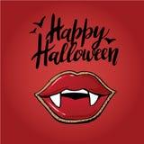 Halloweenowi ciastka 02 royalty ilustracja