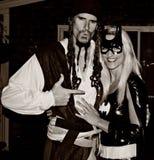 Halloweenowi kostiumy Zdjęcia Stock