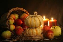 Halloweenowi pumkins obrazy royalty free
