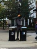 Halloweenowi wydarzenia i wzrok Zdjęcia Stock