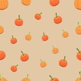 Halloweenowy bezszwowy tło Zdjęcie Royalty Free