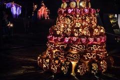 Halloweenowy blask Obraz Royalty Free