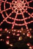 Halloweenowy blask Obrazy Royalty Free
