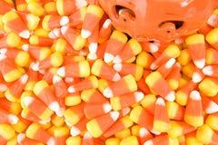 Halloweenowy Candt Obrazy Stock